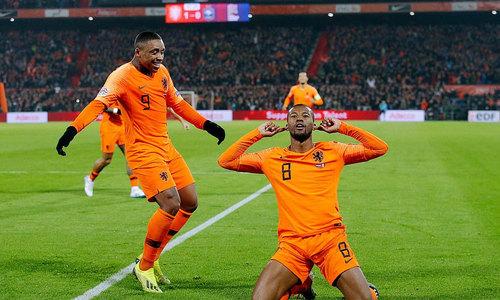 Hà Lan hạ Pháp, đẩy Đức xuống hạng B Nations League