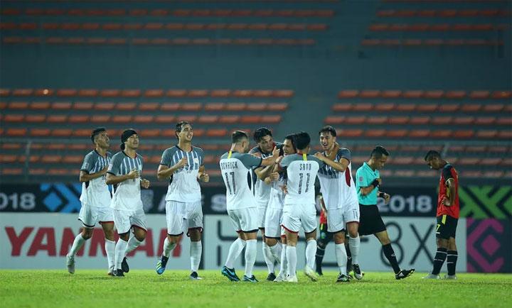 Timor thua cả ba trận đầu tại AFF Cup, thành tích không mấy bất ngờ với giới chuyên môn.
