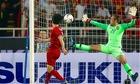 Thủ môn Malaysia: 'Chúng tôi chơi hay hơn Việt Nam'