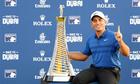 Molinari vô địch Race to Dubai 2018