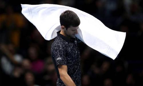 Djokovic đổ lỗi cho thể lực kém khi thua Zverev