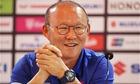 HLV Park Hang-seo tránh nói về chiến thắng vì sợ đồng nghiệp Myanmar buồn