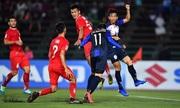 Keisuke Honda thắng trận đầu cùng Campuchia