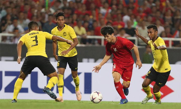Việt Nam đang có rất nhiều cơ hội vào bán kết AFF Cup.