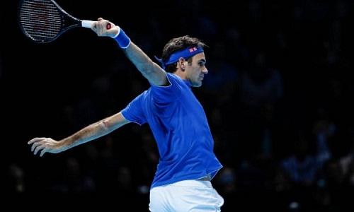 Toni Nadal nghi ngờ khả năng giành thêm danh hiệu Grand Slam của Federer. Ảnh: AP.