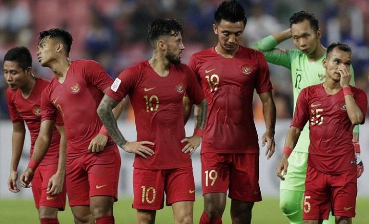 Indonesia gây thất vọng tại AFF Cup 2018. Ảnh: Bola.