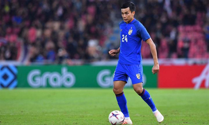 Korrakot có thể sớm giành vé đi tiếp nếu Thái Lan thắng Philippines. Ảnh: AFF