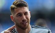 Sergio Ramos được bầu là trung vệ hay nhất thế giới