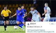 CĐV Indonesia hả hê khi đội nhà bị loại ở AFF Cup
