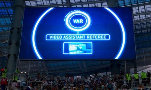Chủ tịch UEFA ông Ceferin muốn đưa VAR vào Champions League ngay mùa này. Ảnh: Reuters.