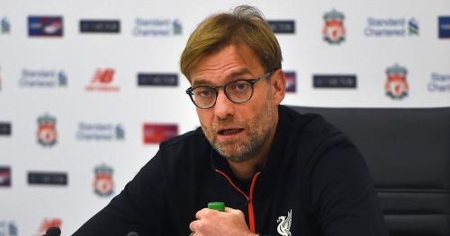 Klopp và Liverpool đang trải qua lịch thi đấu khó khăn. Ảnh:Liverpool FC.