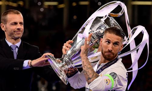 Ramos bị đồn dính doping ở chung kết Champions League