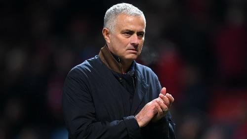 Mourinho có điểm sáng đầu tiên sau gần nửa mùa giải 2018-2019. Ảnh:AFP.