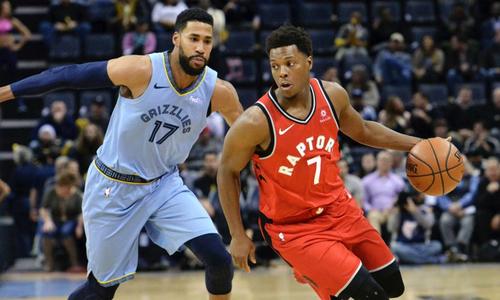 Raptors thắng trận thứ sáu liên tiếp, giữ đỉnh bảng NBA