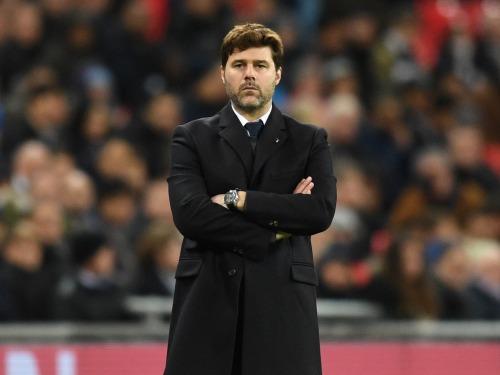 Pochettino đứng trước thử thách lớn là Barca để đưa Tottenham đi tiếp ở Champions League. Ảnh:AFP.