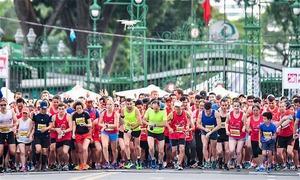 Giải Marathon TP HCM lập kỷ lục của môn chạy bộ Việt Nam