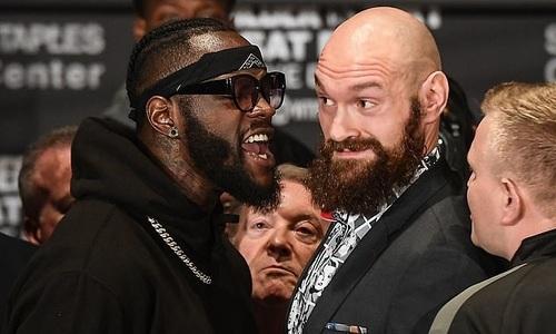 Lennox Lewis: 'Nếu đấu kéo dài, Fury có khả năng hạ Wilder'
