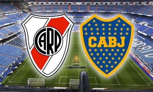 Sân Bernabeu vinh dự được chọn làm nơi đăng cai trận cầu siêu kinh điển River - Boca.