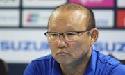 HLV Park Hang-seo: 'Đây là trận đấu không hoàn hảo của Việt Nam'