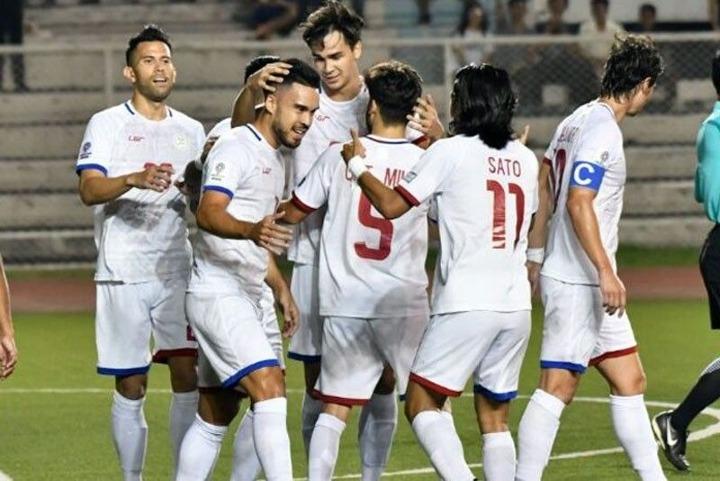 Philippines sẽ lần đầu tiên vào chơi chung kết AFF Cup nếu vượt qua Việt Nam.