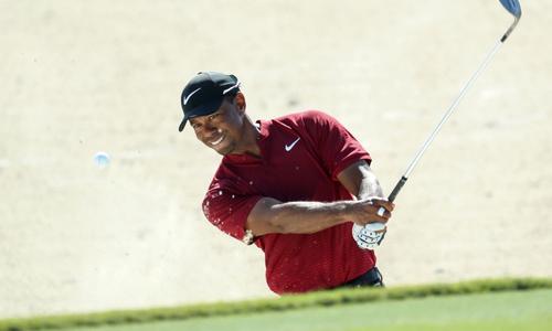 Tiger Woods giảm lịch thi đấu 2019 vì sợ chấn thương