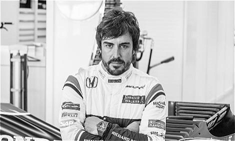 Fernando Alonso muốn chinh phục ba giải đua xe huyền thoại