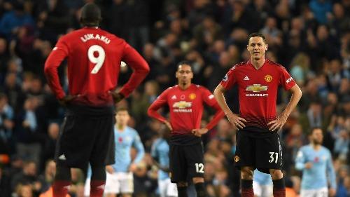 Man Utd không có sự ổn định trong mùa giải năm nay. Ảnh: AFP.