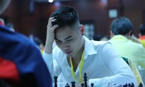 Tuấn Minh vượt Quang Liêm, vô địch cờ vua Đại hội TDTT Toàn quốc