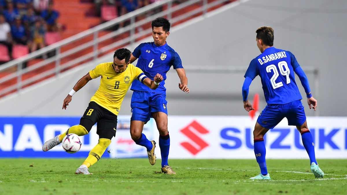 Malaysia thắng vì Thái Lan không thay đổi chiến thuật