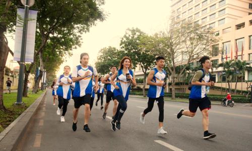 Những điểm nhấn tại cuộc thi marathon quốc tế TP HCM