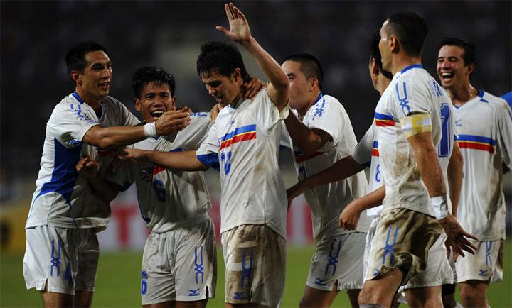 Bóng đá Philippines tiến lên rất nhanh từ trận thắng Việt Nam.