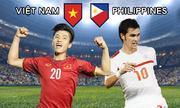 Lịch sử thi đấu của Việt Nam, Philippines ở các vòng bán kết AFF Cup