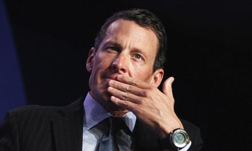 Lance Armstrong thoát cảnh phá sản nhờ Uber