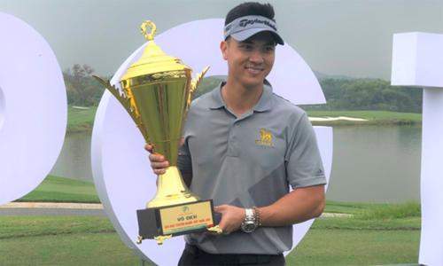 Trần Lê Duy Nhất vô địch VPG Championship 2018