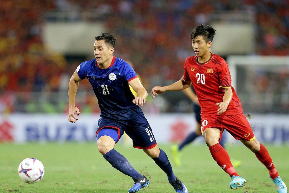 Bốn tuyển thủ Việt Nam vào Đội hình tiêu biểu bán kết AFF Cup