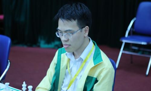Quang Liêm giành cú đúp vàng ở Đại hội TDTT Toàn quốc