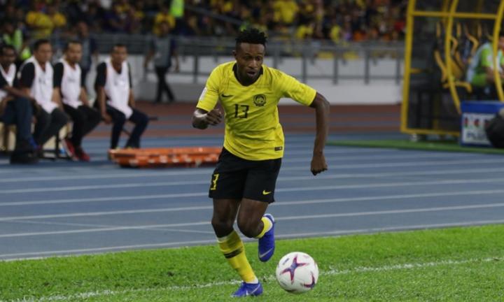 Sumareh gây chú ý khi được nhập tịch gần đây để chơi cho Malaysia tại AFF Cup 2018.