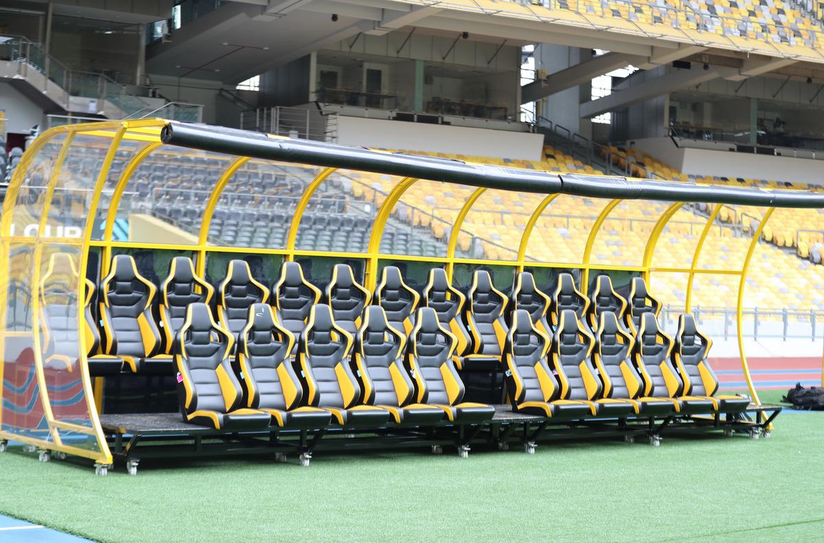 Bukit Jalil - một ngày trước chung kết lượt đi AFF Cup