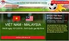 VFF cảnh báo trang web bán vé AFF Cup giả mạo