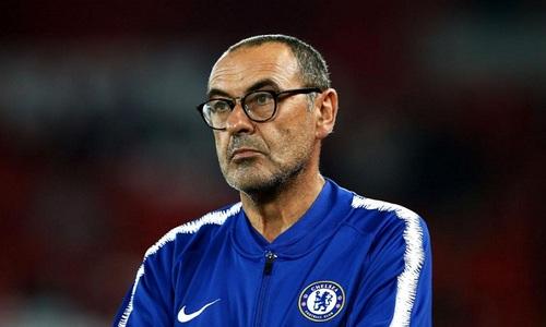 Sarri muốn Chelsea đá với các đội bóng nhỏ như đá với Man City