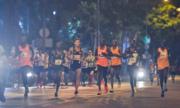 Hình ảnh đẹp tại giải marathon quốc tế TP HCM