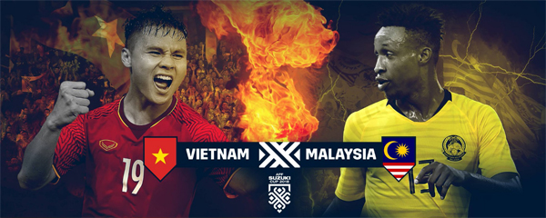 Chung kết lượt đi diễn ra trên sân Bukit Jalil lúc 19h45 hôm nay 11/12. Trận lượt về ở Mỹ Đình lúc19h30 thứ Bảy ngày 15/12.