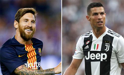Messi và Ronaldo từng làm nên cuộc đua song mã tại Tây Ban Nha trong chín năm liên tục.