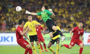 Năm thống kê lột tả diễn biến trận chung kết lượt đi AFF Cup
