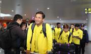Malaysia đến Hà Nội, chuẩn bị đại chiến tuyển Việt Nam