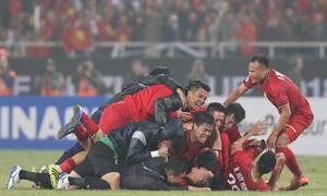 Việt Nam và trận chung kết quả cảm ở Mỹ Đình