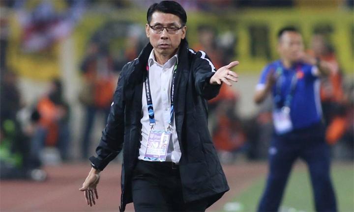 HLV Tan Cheng Hoe thừa nhận Việt Nam vô địch là kết quả xứng đáng. Ảnh: NPV.