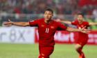 Anh Đức nghẹn ngào sau khi ghi bàn ở chung kết AFF Cup 2018