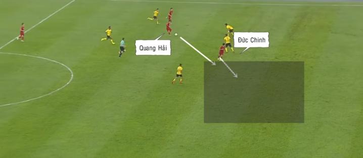 Đức Chinh, Quang Hải và trò chơi chuyển trạng thái - 3