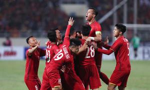 Khoảnh khắc khó quên của Việt Nam ở AFF Cup 2018